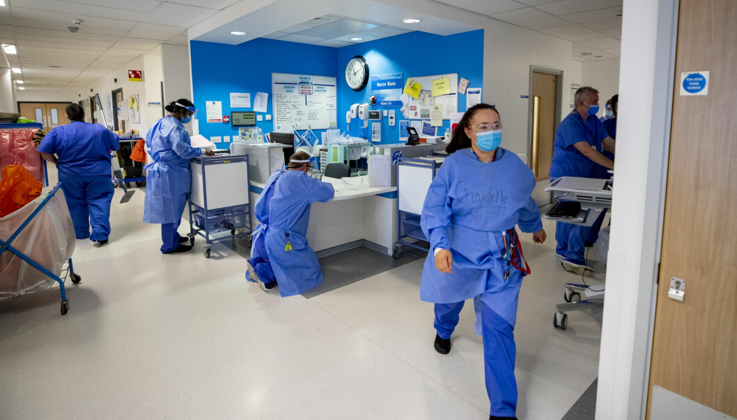 The NHS could waiting list could rise to 14 million next year.