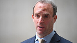 Government dismiss Raab criticism after allegations he broke Covid rules