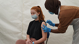 Thousands of children get first vaccine dose as three-quarters of adults double-jabbed
