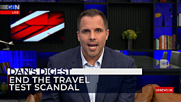 Dan Wootton: One thing I refuse to accept as a result of this pandemic is that travel becomes only the domain of the rich, wealthy and famous once more