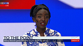 Mercy Muroki: Could I sleep at night knowing that, from today, we'd be sending migrants to an off-shore processing centre? I could.