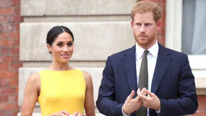 Harry and Meghan say they feel 'speechless' over 'exceptionally fragile' world