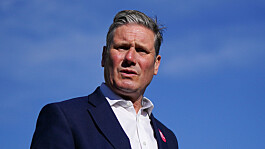 Starmer says Duffield was wrong to say 'only women have a cervix