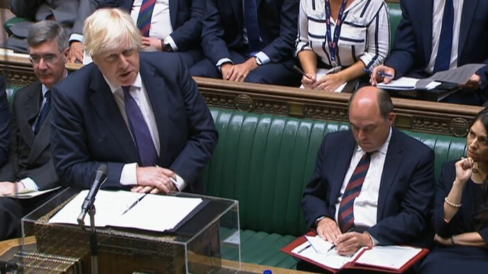 Boris Johnson: 'Illusion' to think UK alone could prevent Afghanistan collapse