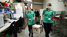 NHS: Waiting times hit record levels across Wales