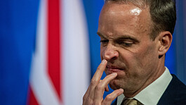 Raab under fresh pressure after it emerges call to assist interpreters not made