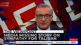 Colin Brazier: Is there a disconnect between the British media and Muslims on how we view the Taliban?
