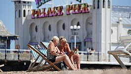 UK Weather: Parts of UK to bask in 26C heat and sunshine this week