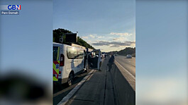 Three dead and two arrested after serious collision on M25