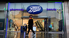 Drugs and make-up on Deliveroo from Boots