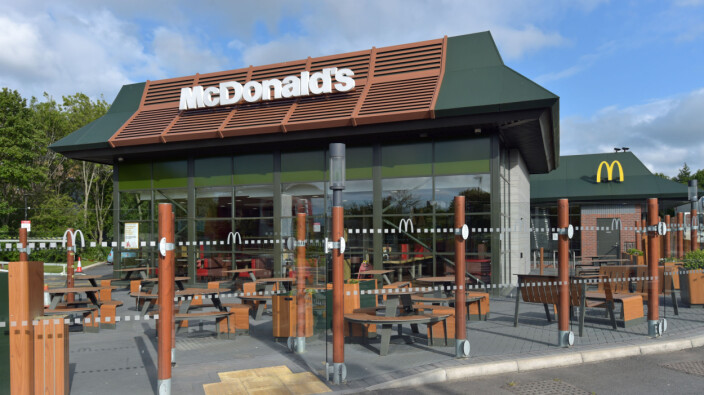 Milkshakes off the menu as McDonald's hit by supply chain issues