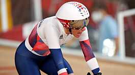 Paralympics: Sarah Storey storms to stunning 15th gold in individual pursuit