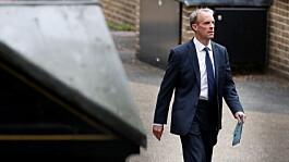 Raab: 'I'm not sure that I would be in a position to do that' - Foreign Secretary quizzed on whether he will be housing an Afghan refugee