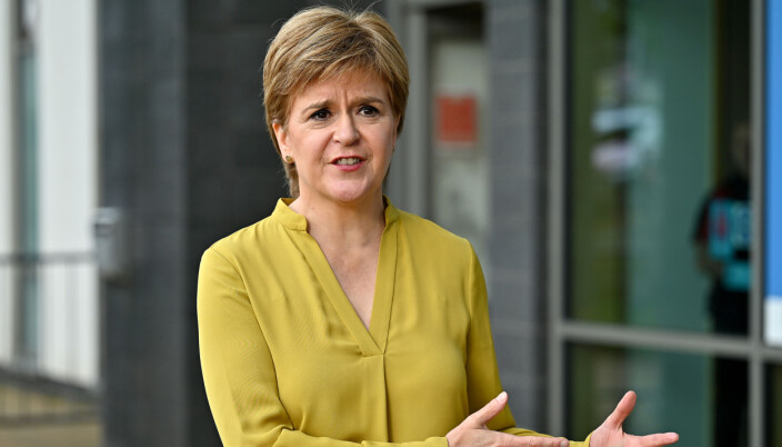 First Minister Nicola Sturgeon has launched a new plan to help the NHS in Scotland recover after Covid.