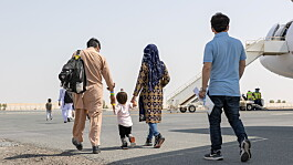 Care provider to train up 500 refugees from Afghanistan as carers