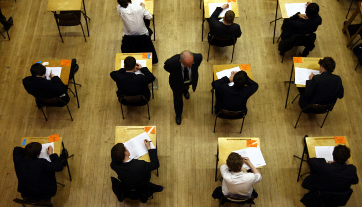 There is hope schoolchildren will be able to sit exams this year after previous cancellations.