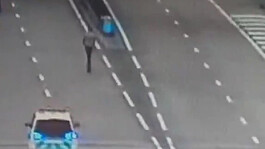 Drunk e-scooter rider stopped by police while using motorway to get home
