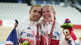 Tokyo Paralympics: Gold medals for husband and wife cyclists Neil and Lora Fachie