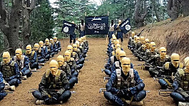 Who are ISIS-K and where are they based?