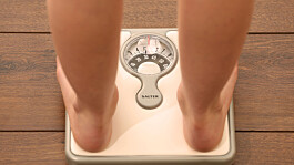 Nearly half of overweight Britons depressed about their size