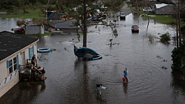 Hurricane Ida traps Louisiana residents and inflicts 'catastrophic' damage to power grid