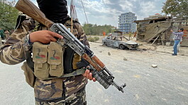 Taliban promises security after declaring victory from Kabul airport