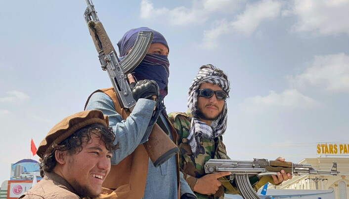 The Taliban have taken over the majority of Afghanistan following the US withdrawal.