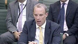 Raab flies to Qatar for 'top priority' talks on safe passage for allies out of Afghanistan