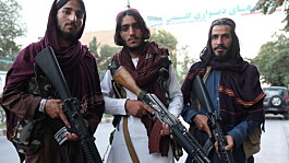 Afghanistan: UK officials hold talks with senior members of the Taliban