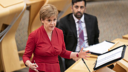 Sturgeon rejects claim that Scotland does not welcome English people