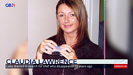 Lake drained in search for missing York chef Claudia Lawrence