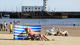 Weather: Scorching temperatures and sun as heatwave set to sweep UK