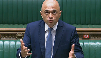 Sajid Javid is set to unveil the Government's winter plan in Parliament