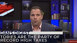 Dan Wootton: The Tories are now the party of record high taxes