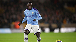 Man City player Benjamin Mendy to go on trial early next year accused of rape