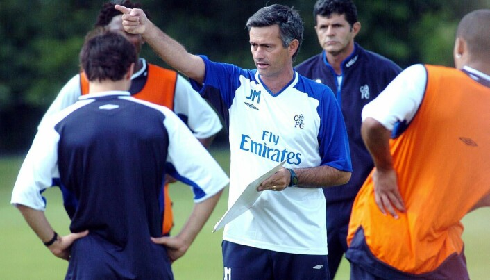 Jose Mourinho joined Chelsea from Porto in 2004.
