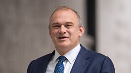 Tories 'treading all over' freedom and traditional British values, says Sir Ed Davey