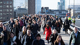UK workers on payrolls rose by 241,000 to rebound above pre-pandemic levels