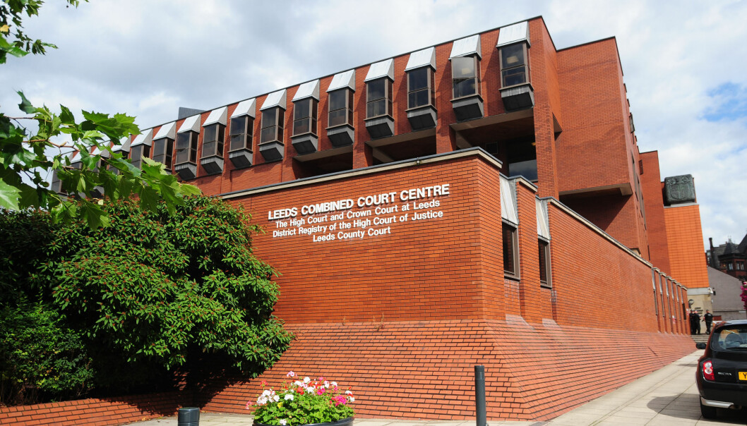 A general view of the Leeds Combined Court Centre, Leeds.