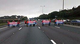 25 climate protesters arrested after M25 targeted for second time in a week