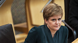 Sturgeon calls for 'military aid' to deal with ambulance service pressure