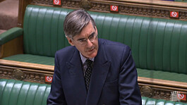 Jacob Rees-Mogg defends Tory MPs who refuse to wear masks in Parliament