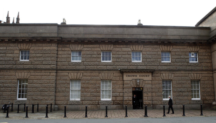 Chester Crown Court.