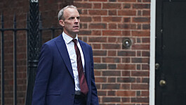 Reshuffle: Dominic Raab still a key player in Government despite demotion, says Downing Street