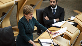 Tories tell Sturgeon to 'wake up' and deal with 'spiralling crisis' in Scottish NHS