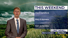 Weather: Mixed forecast with more rain on the way