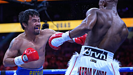 Boxing legend Manny Pacquiao to run for presidency of the Philippines