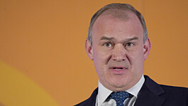 Lib Dem leader Sir Ed Davey launches blistering personal attack on Boris Johnson at party conference