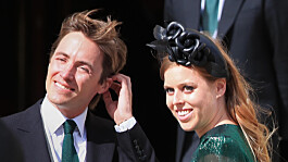 Princess Beatrice has given birth to a baby girl, Buckingham Palace has announced