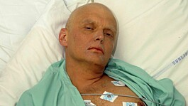 Russia responsible for killing of Alexander Litvinenko, says European Court of Human Rights